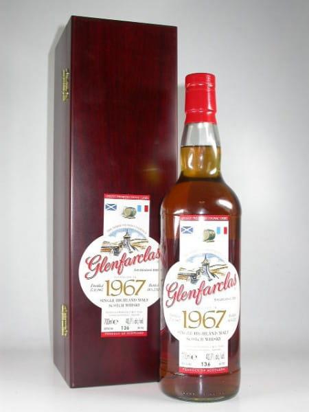 Glenfarclas 1967/2010 Cognac Casks 40,7%vol. 0,7l