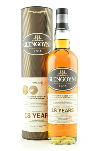 Glengoyne 18 Jahre 43%vol. 0,7l