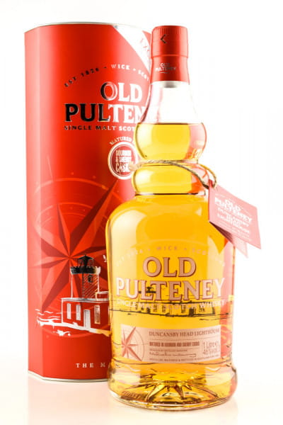 Old Pulteney Duncansby Head 46%vol. 1,0l