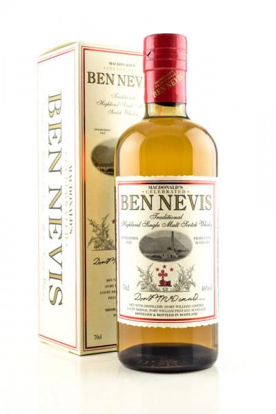 MacDonald's celebrated Ben Nevis Traditional 46%vol. 0,7l