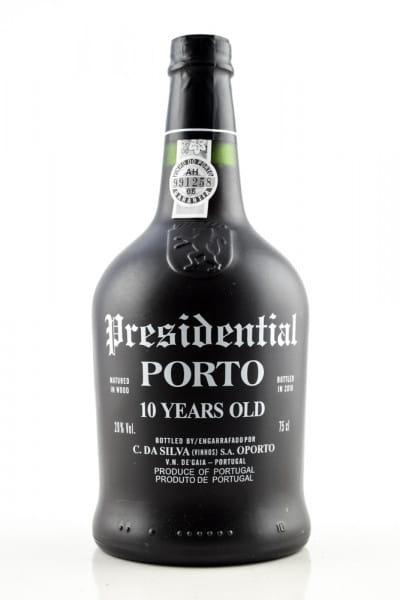 Presidential Porto Tawny 10 Jahre 20%vol. 0,75l