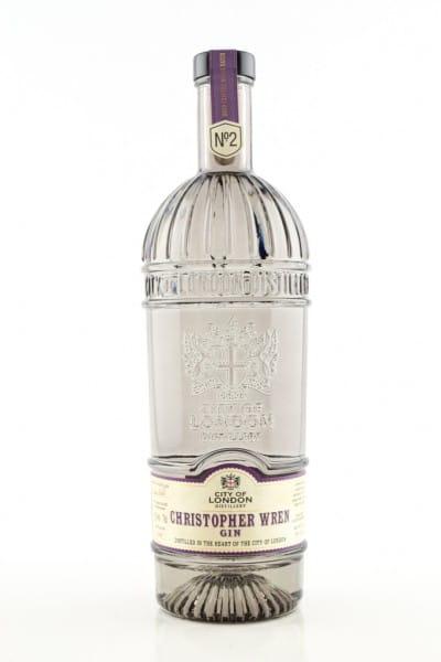 City of London Christopher Wren Gin 45,3%vol. 0,7l