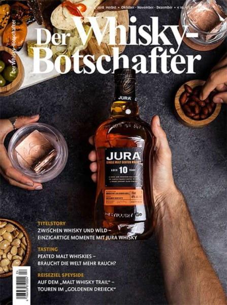 Der Whisky-Botschafter Heft 2018/4 Herbst