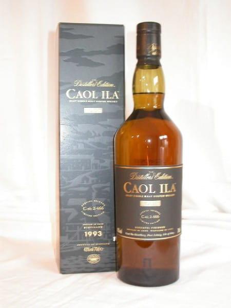 Caol Ila 1993/2006 Distillers Edition 43%vol. 0,7l