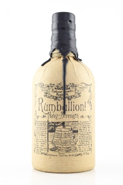 Ableforth's Rumbullion! Navy-Strength 57%vol. 0,7l
