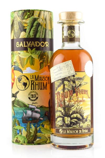 Rhum El Salvador - La Maison du Rhum Batch #3 40%vol. 0,7l