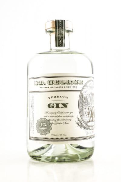 St George Terroir Gin 45%vol. 0,7l