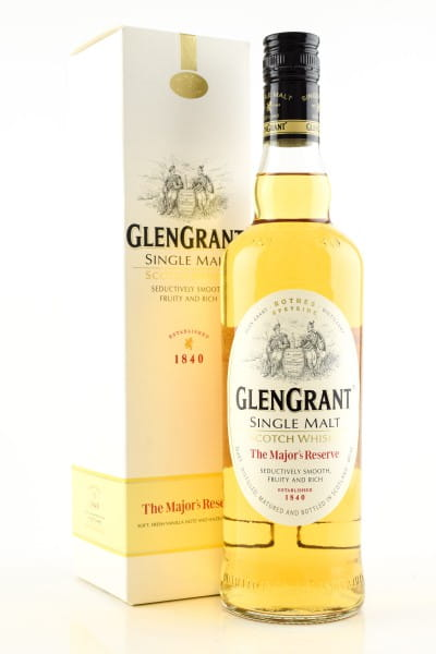 Glen Grant - The Major's Reserve 40%vol. 0,7l