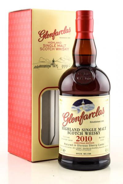 Glenfarclas Christmas 2010/2020 46%vol. 0,7l