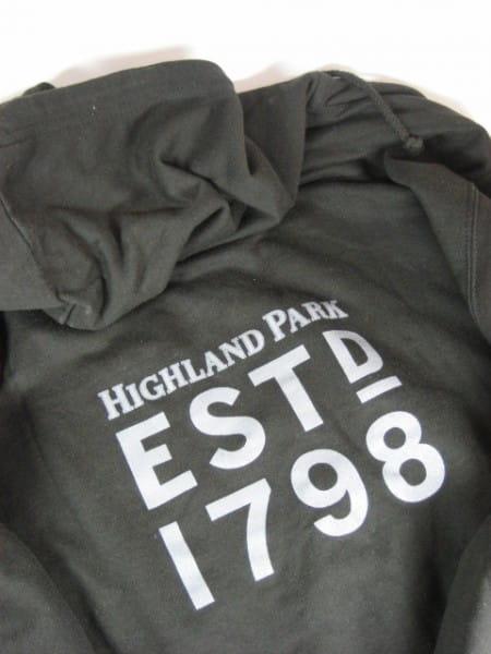 Highland Park Hoodie Gr. M 80% Baumwolle/20 % Polyester