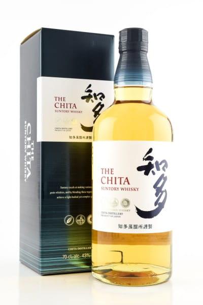 The Chita Single Grain Suntory 43%vol. 0,7l