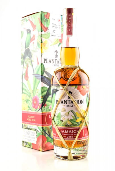 Plantation Jamaica 2003 One Time Limited Edition 49,5%vol. 0,7l