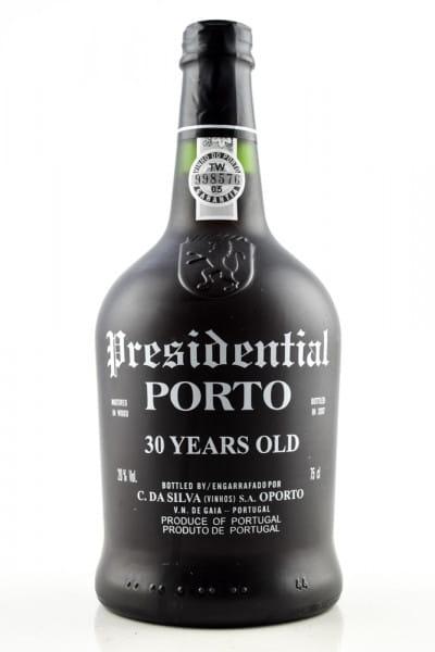 Presidential Porto Tawny 30 Jahre 20%vol. 0,75l