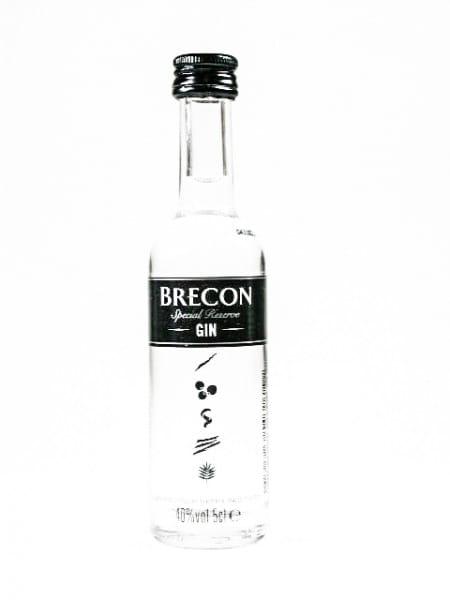 Brecon Special Reserve Gin 40%vol. 0,05l