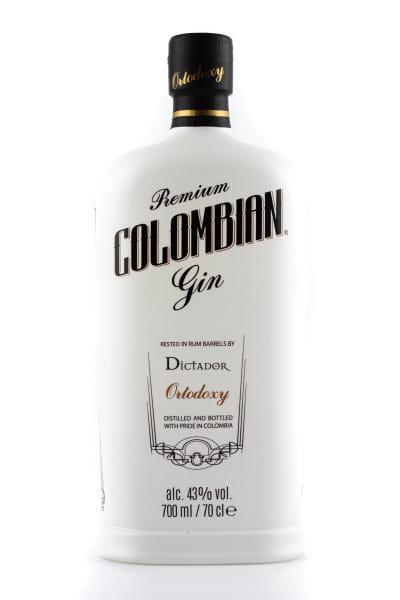 Dictador Ortodoxy Gin 43%vol. 0,7l