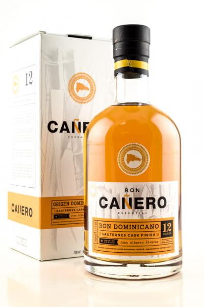 Canero 12 Jahre Sauternes Cask Finish 41%vol. 0,7l