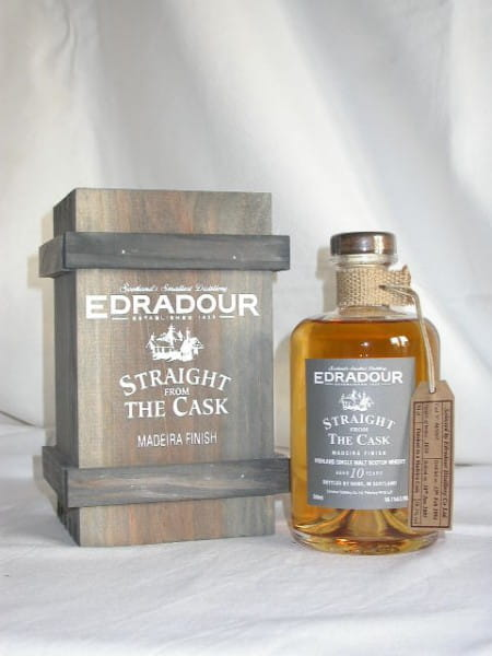 Edradour 1994/2005 Madeira Finish 58,1%vol. 0,5l