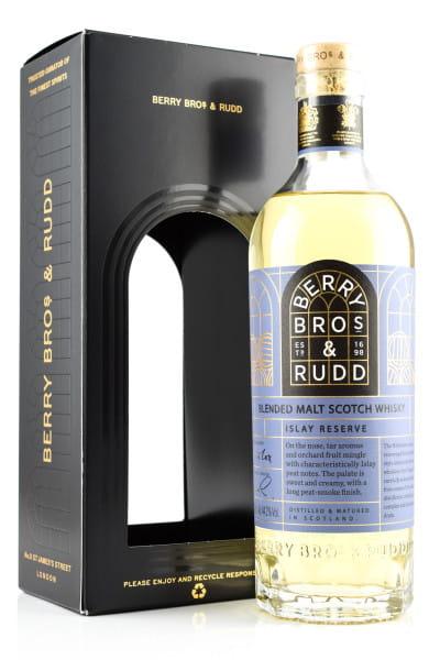 Islay Reserve Berry Bros. & Rudd 44,2%vol. 0,7l