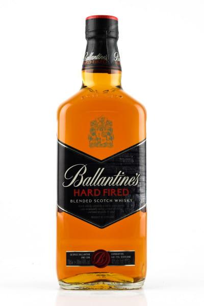 Ballantine's Hard Fired 40%vol. 0,7l