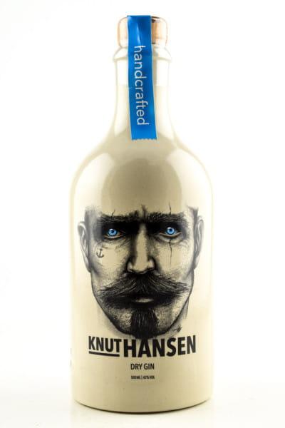 Knut Hansen Dry Gin 42%vol. 0,5l