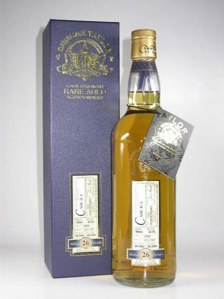 Caol Ila 26 Jahre 1982/2008 Rare Auld Duncan Taylor 55,2%vol. 0,7l
