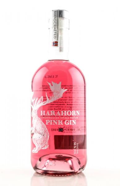 Harahorn Pink Gin 38%vol. 0,5l