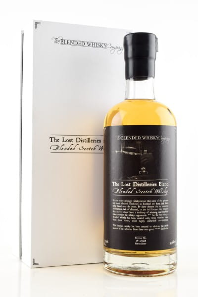 The Lost Distilleries Blend - Batch 8 53,1%vol. 0,7l