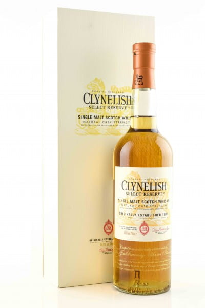 Clynelish Select Reserve Special Release 2014 54,9%vol. 0,7l
