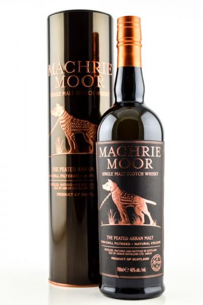Arran Machrie Moor - The Peated Malt 46%vol. 0,7l