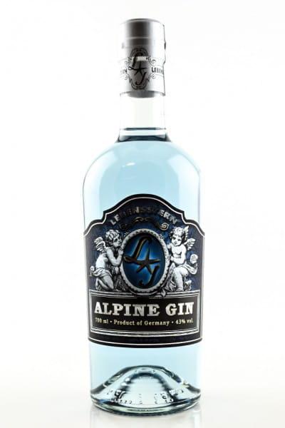 Lebensstern Alpine Gin 43%vol. 0,7l