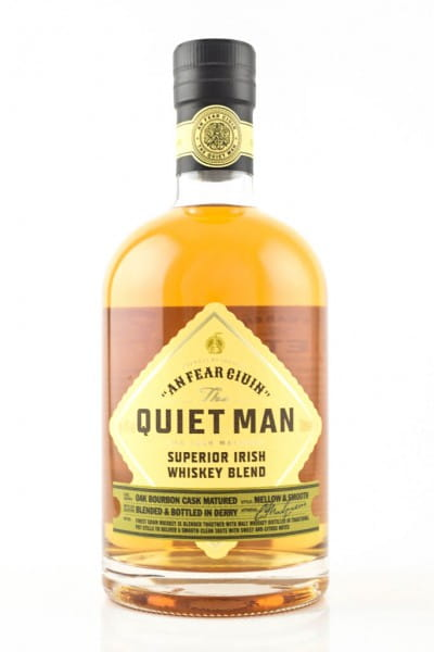The Quiet Man Superior Blended Whiskey 40%vol. 0,7l