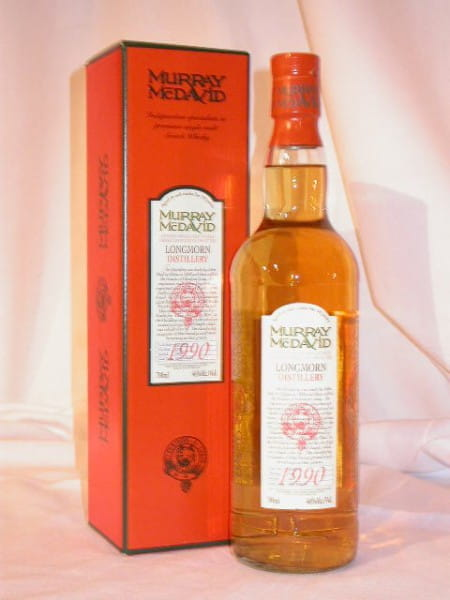 Longmorn 1990/2004 Bourbon Murray McDavid 46%vol. 0,7l