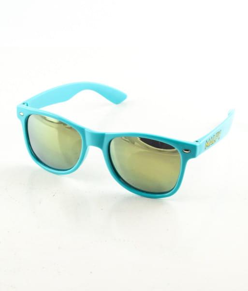 Malfy Sonnenbrille mit Tasche