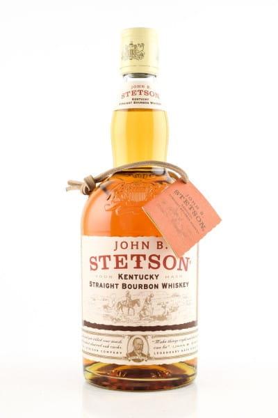 John B. Stetson Kentucky Straight Bourbon Whiskey 42%vol. 0,7l