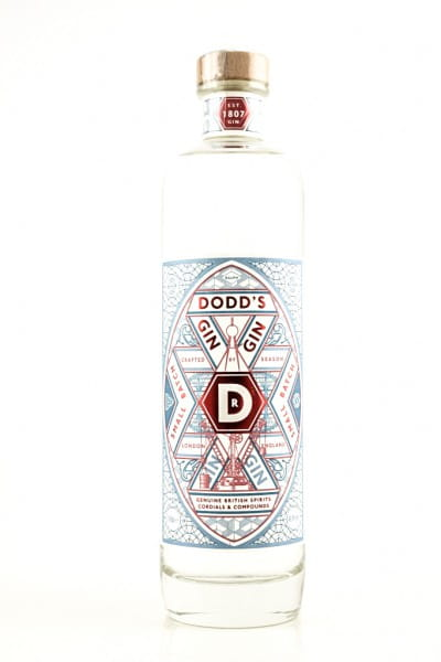 Dodd's Gin Small Batch 49,9%vol. 0,5l