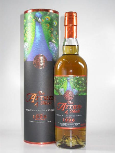 Arran 1996/2009 The Peacock Limited Edition 46%vol. 0,7l