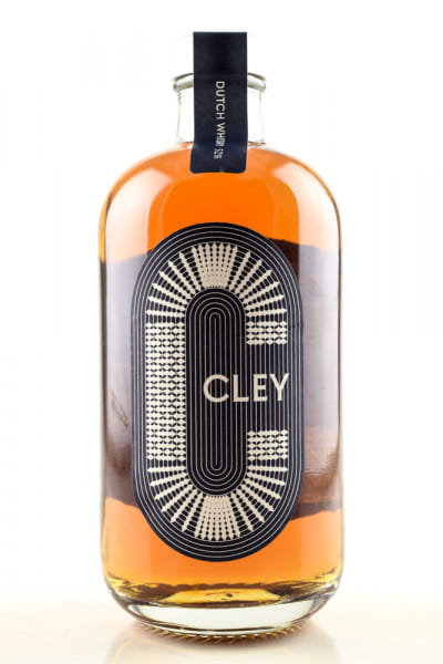 Cley Single Malt Dutch Whisky 52%vol. 0,5l