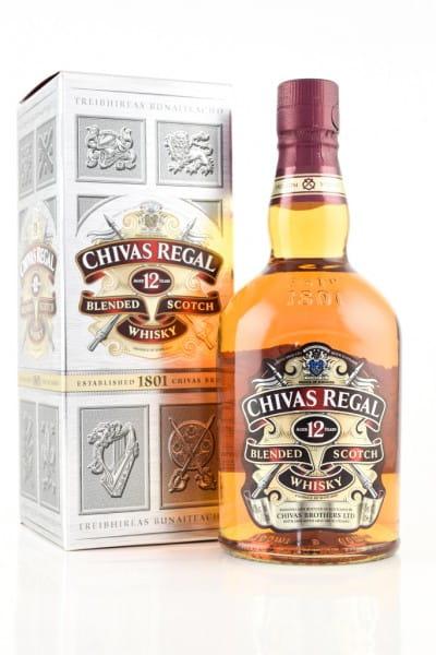 Chivas Regal 12 Jahre 40%vol. 0,7l