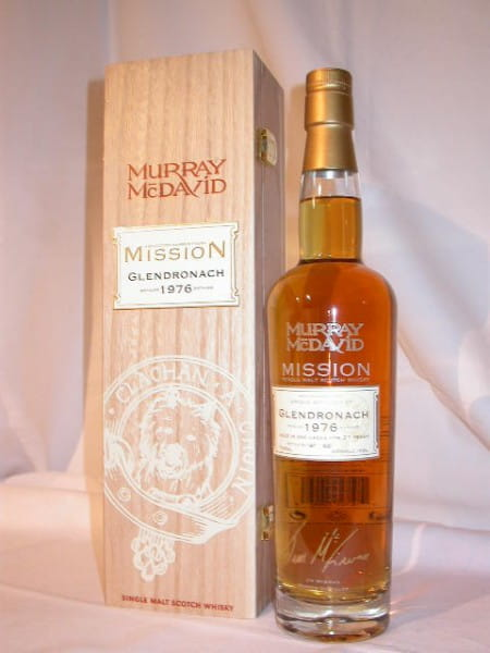 Glendronach 1976/2004 Murray McDavid Mission IV 46%vol. 0,7l