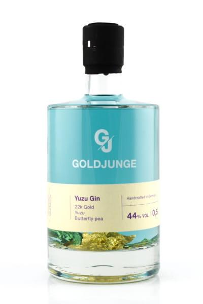 Goldjunge Yuzu Gin 44%vol. 0,5l