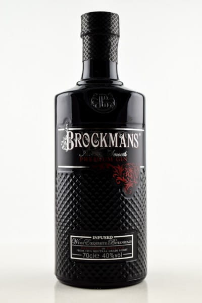 Brockmans Intensely Smooth Premium Gin 40%vol. 0,7l
