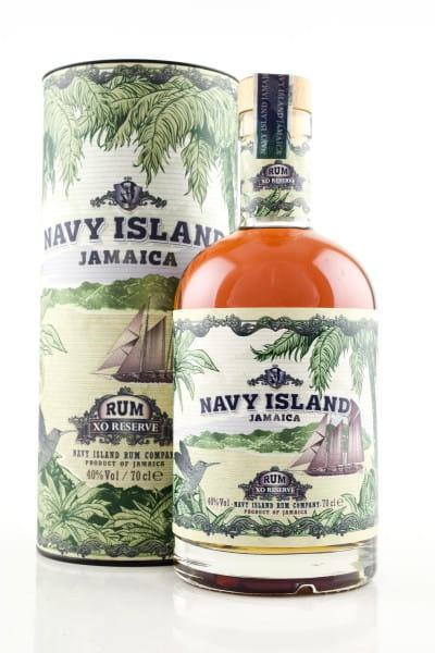Navy Island XO Reserve 40%vol. 0,7l