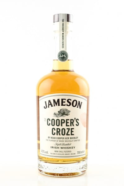 Jameson Cooper's Croze 43%vol. 0,7l
