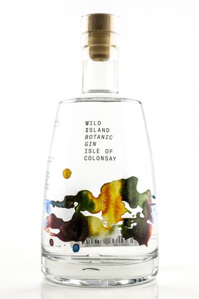 Wild Island Botanic Gin 43,7%vol. 0,7l