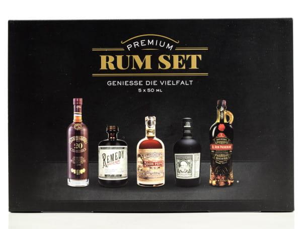 Premium Rum-Set 5x 0,05l