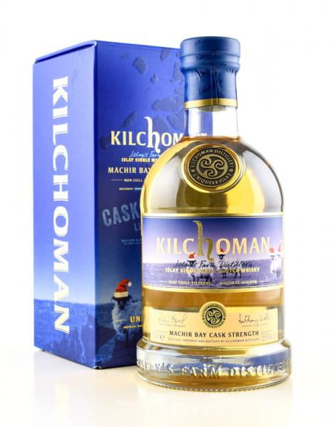 Kilchoman Christmas Machir Bay Cask Strength 58,6%vol. 0,7l