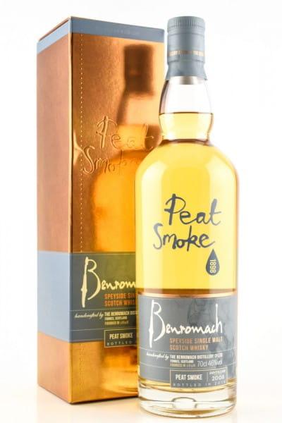 Benromach Peat Smoke 2008/2018 46%vol. 0,7l