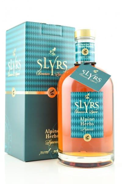 Slyrs Alpine Herbs Liqueur 30%vol. 0,7l