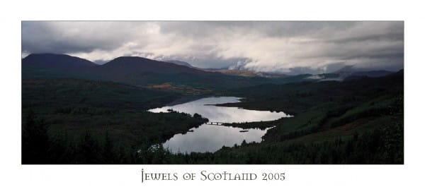 Kalender Jewels of Scotland 2005