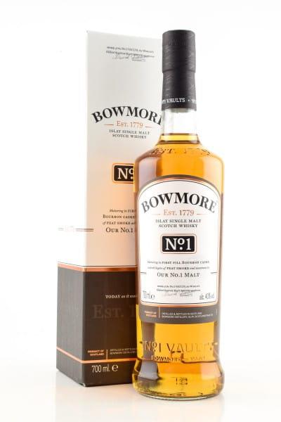 Bowmore No. 1 40%vol. 0,7l
